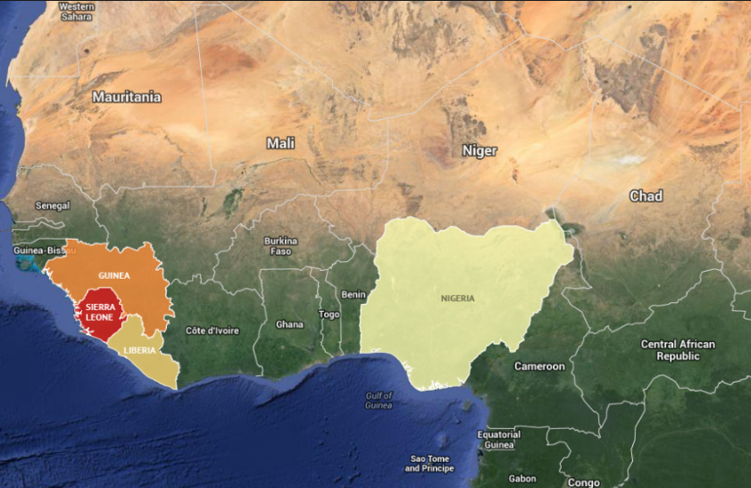 Travel Advice and Information for Travellers Concerned about the Ebola Virus.