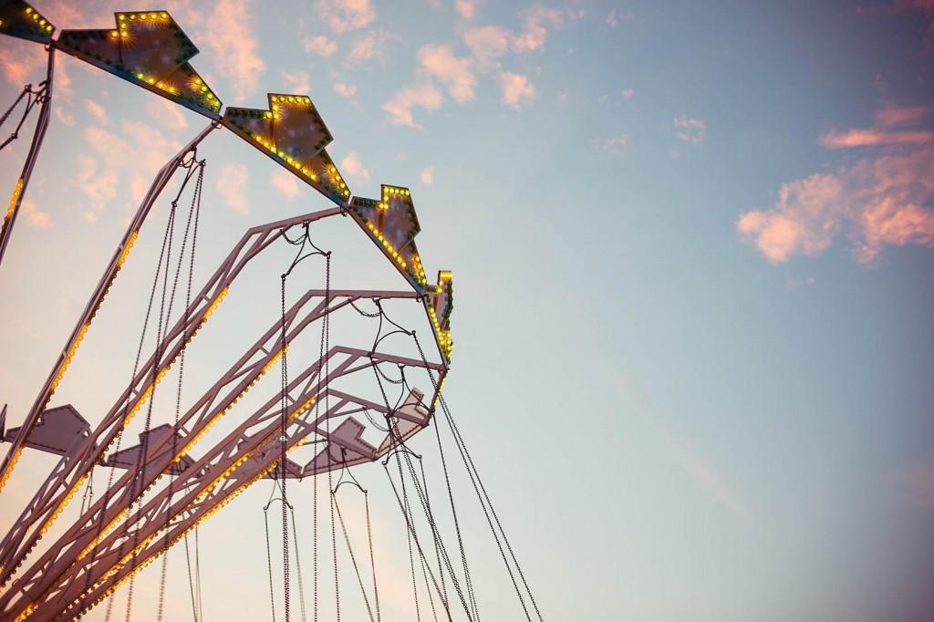 Australian Festival Carousel