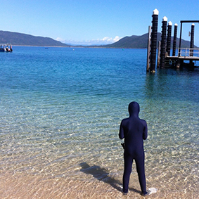 Queensland, Snorkelling, Stinger, Suit,